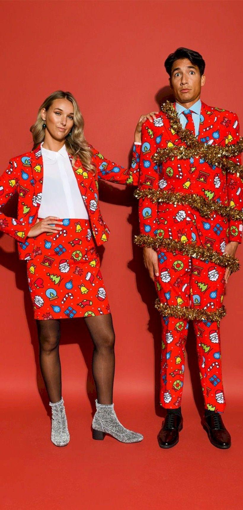 Fashion Style Men & Women Matching