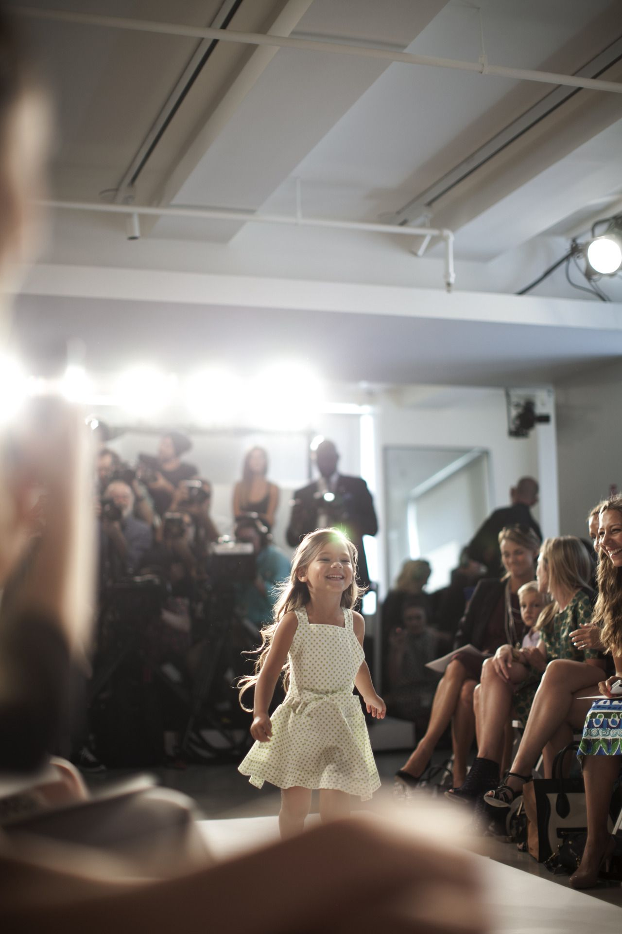 Oscar de la Renta Children's Wear 2013 Runway Show, New York Fashion Week