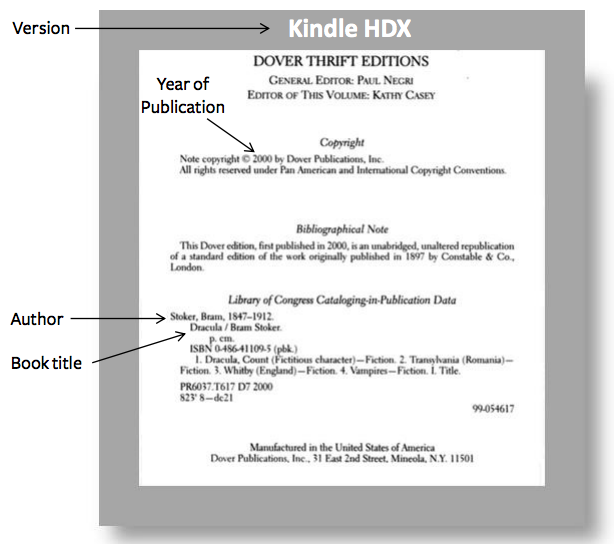 Kindle Books In Apa At Duckduckgo Citing A Book Mla Format Works Cited Essay Outline Format