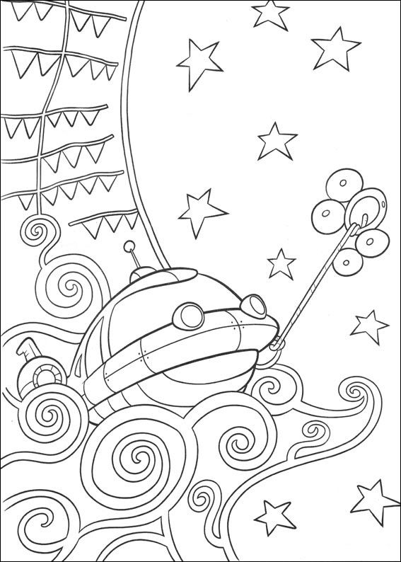 Little Einsteins Coloring Pages 18 | Coloring pages for kids ...