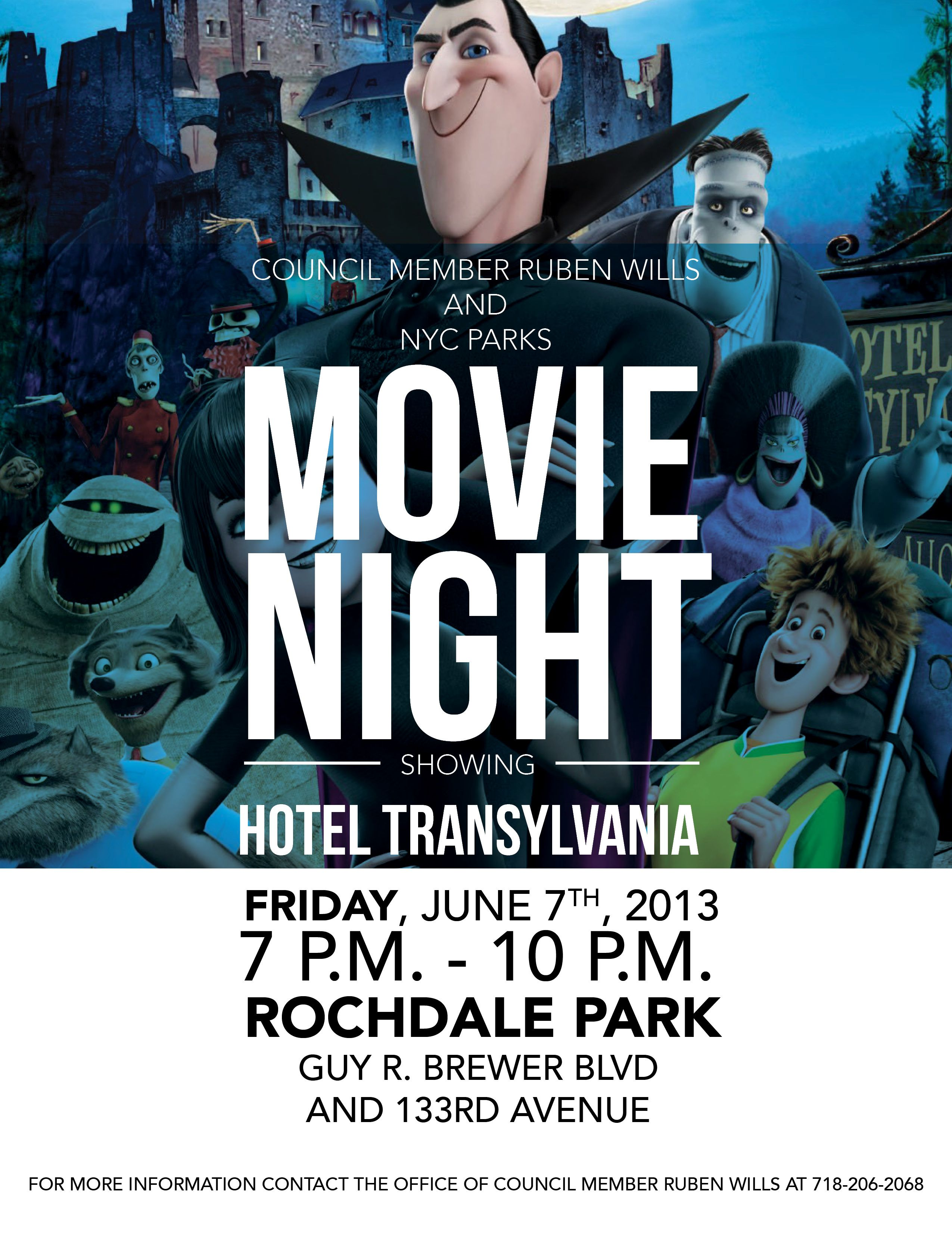Movie night screening flyer Graphic Design Pinterest – Movie Night Flyer Template