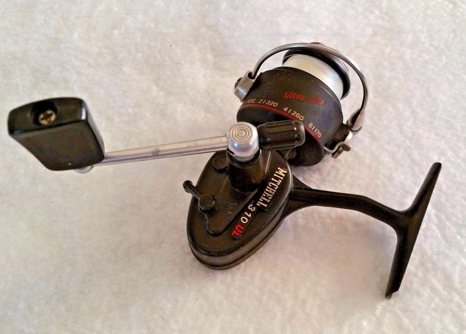 Garcia Mitchell 310 UL Ultra Light Spinning Reel