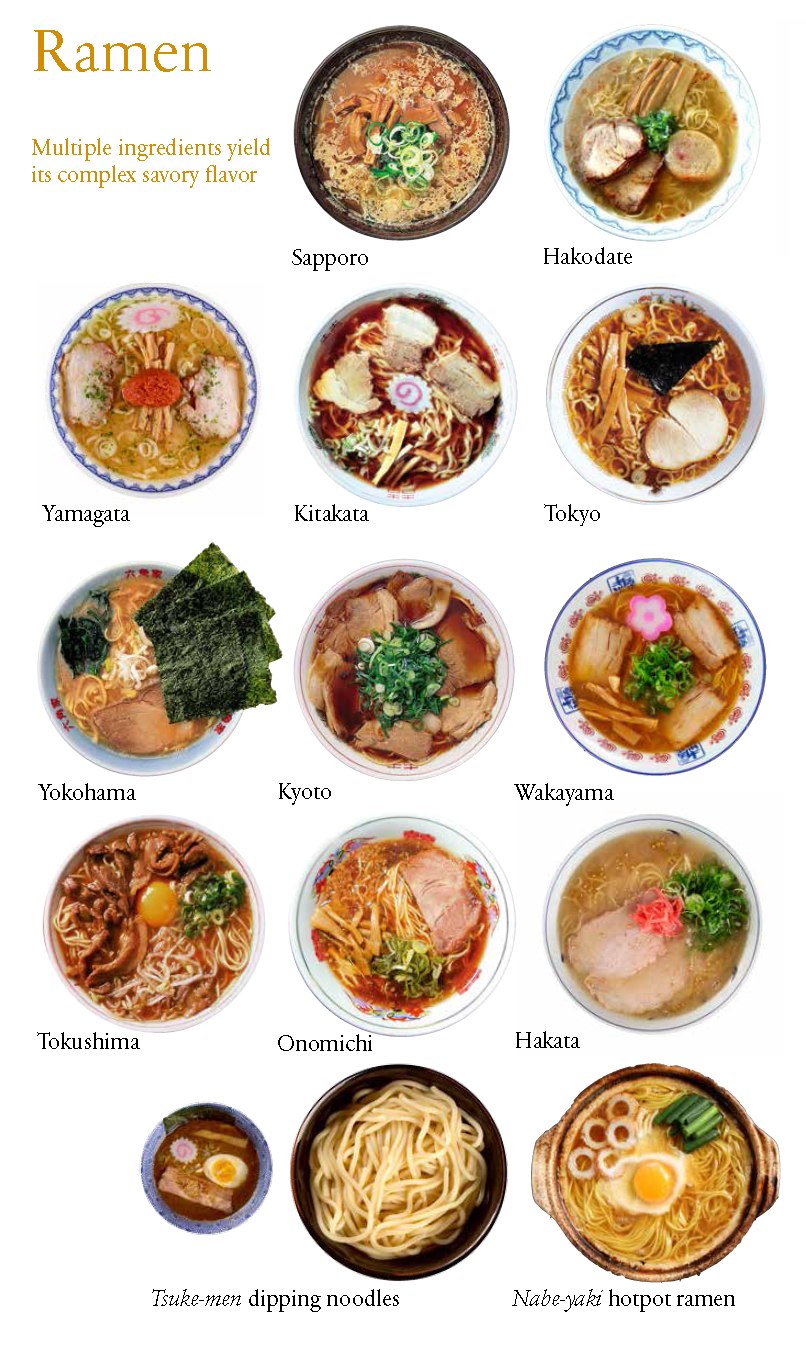 Japanese Ramen A Classic Trinity Of Soup Noodles And Toppings Has Its Roots In China Whereas The Chinese Version Japan Food Japanese Cooking Asian Recipes