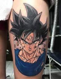 Resultado De Imagen Para Tatuajes De Goku Dragon Ball Gt