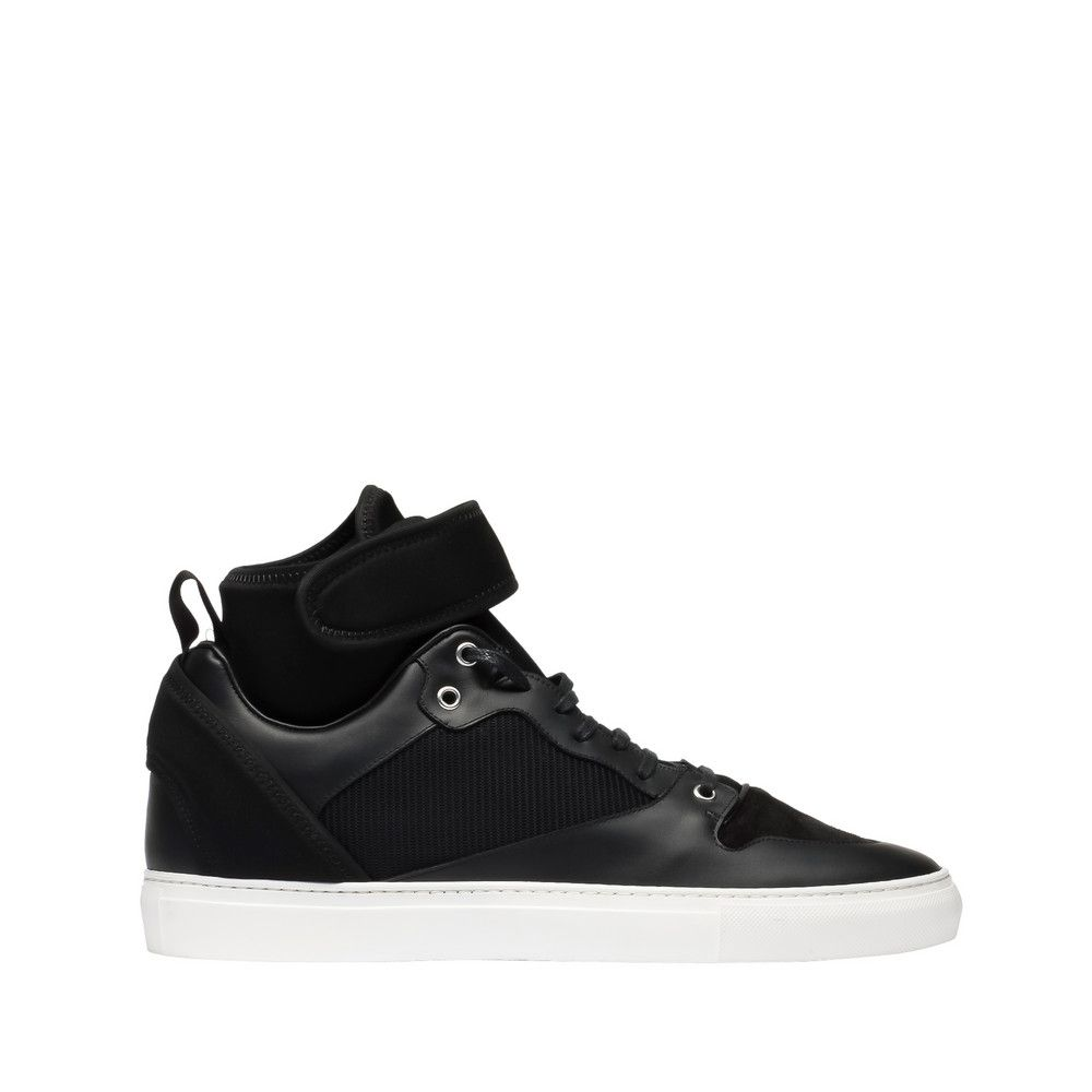 Balenciaga Multimaterial Sneakers Men Black - Discover the latest  collection and buy online Men on the