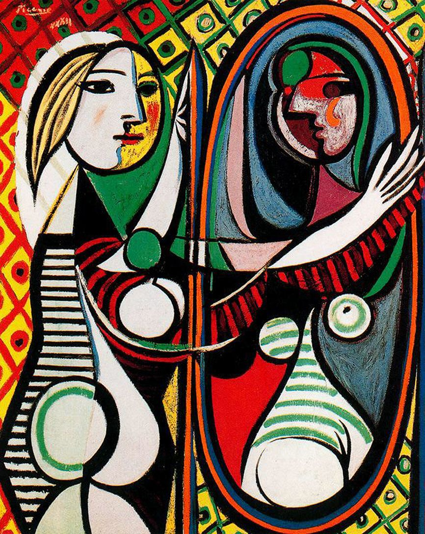 Choose from 6 Sizes! New Photo Spanish Artist and Sculptor Pablo Picasso