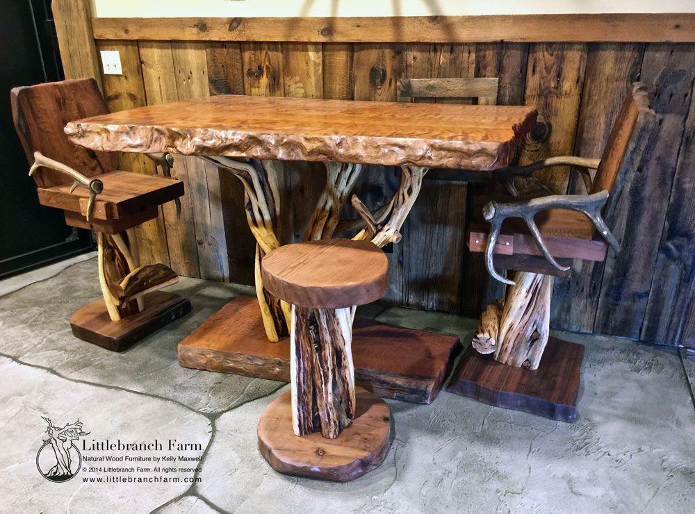 juniper furniture juniper log furniture in 2019 live edge furniture rustic log furniture. Black Bedroom Furniture Sets. Home Design Ideas