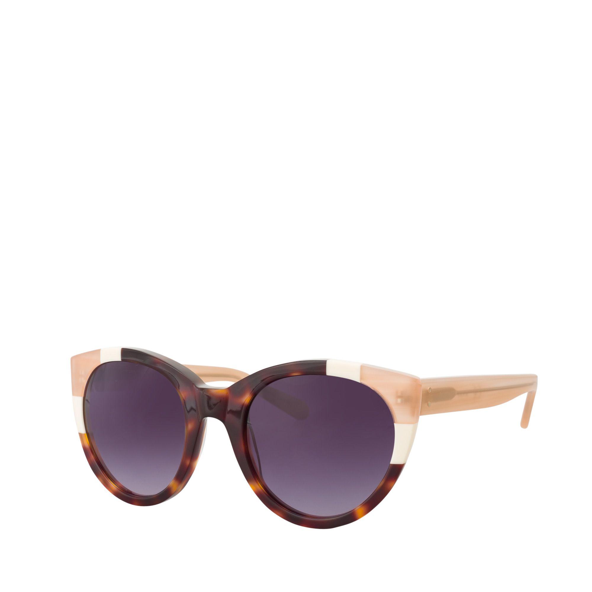 Buy the Susi Colour Block Cat Eye Sunglasses at Oliver Bonas. Enjoy ...