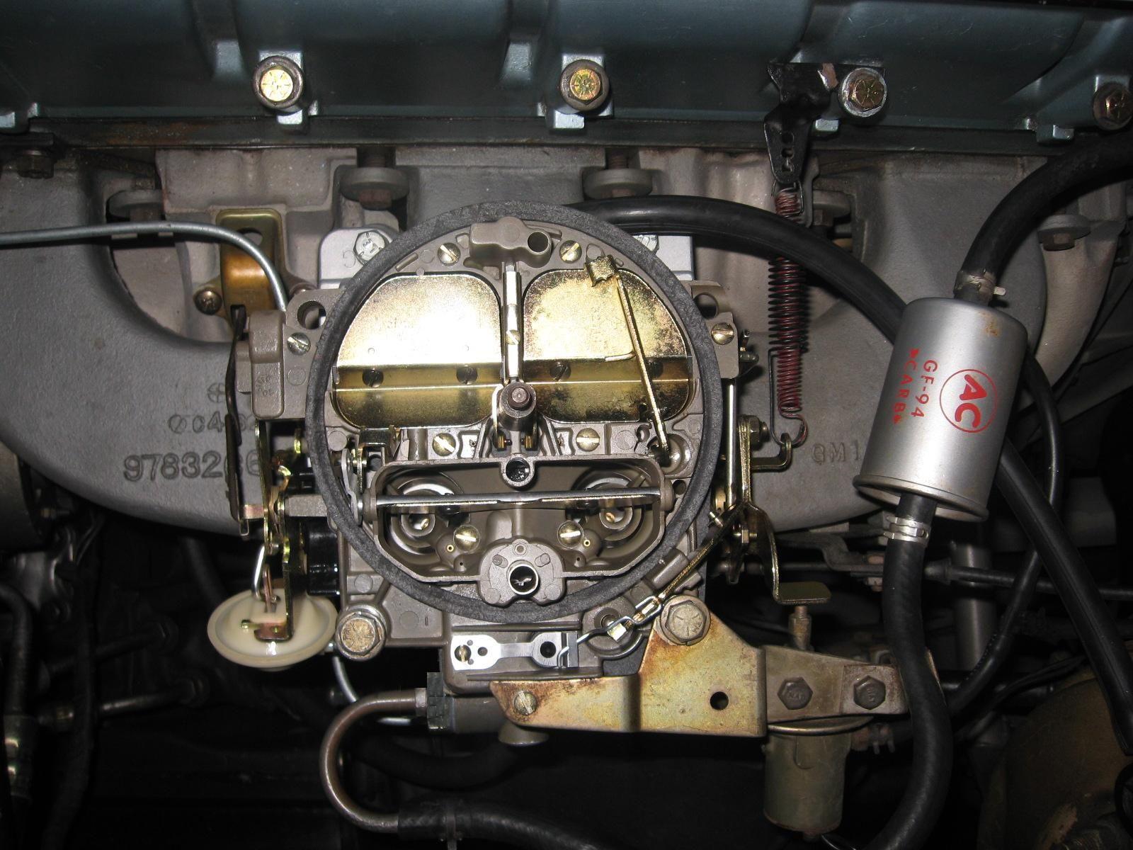 1966 Pontiac Ohc 6 Sprint The 1st Production Pontiac To Use The 4mv Rochester Quadrajet 4bbl Carburetor The Gto Pontiac Lemans Hot Rods Cars Muscle Pontiac