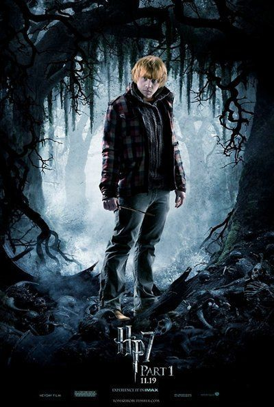 Rupert Grint Photo Dh Poster Harry Potter Images Deathly Hallows Part 1 Harry Potter Love