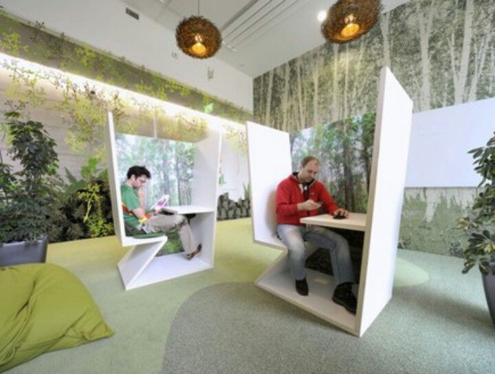 Google offices - what a place to work!