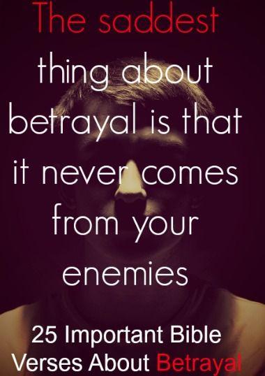 Betrayal Spiritual