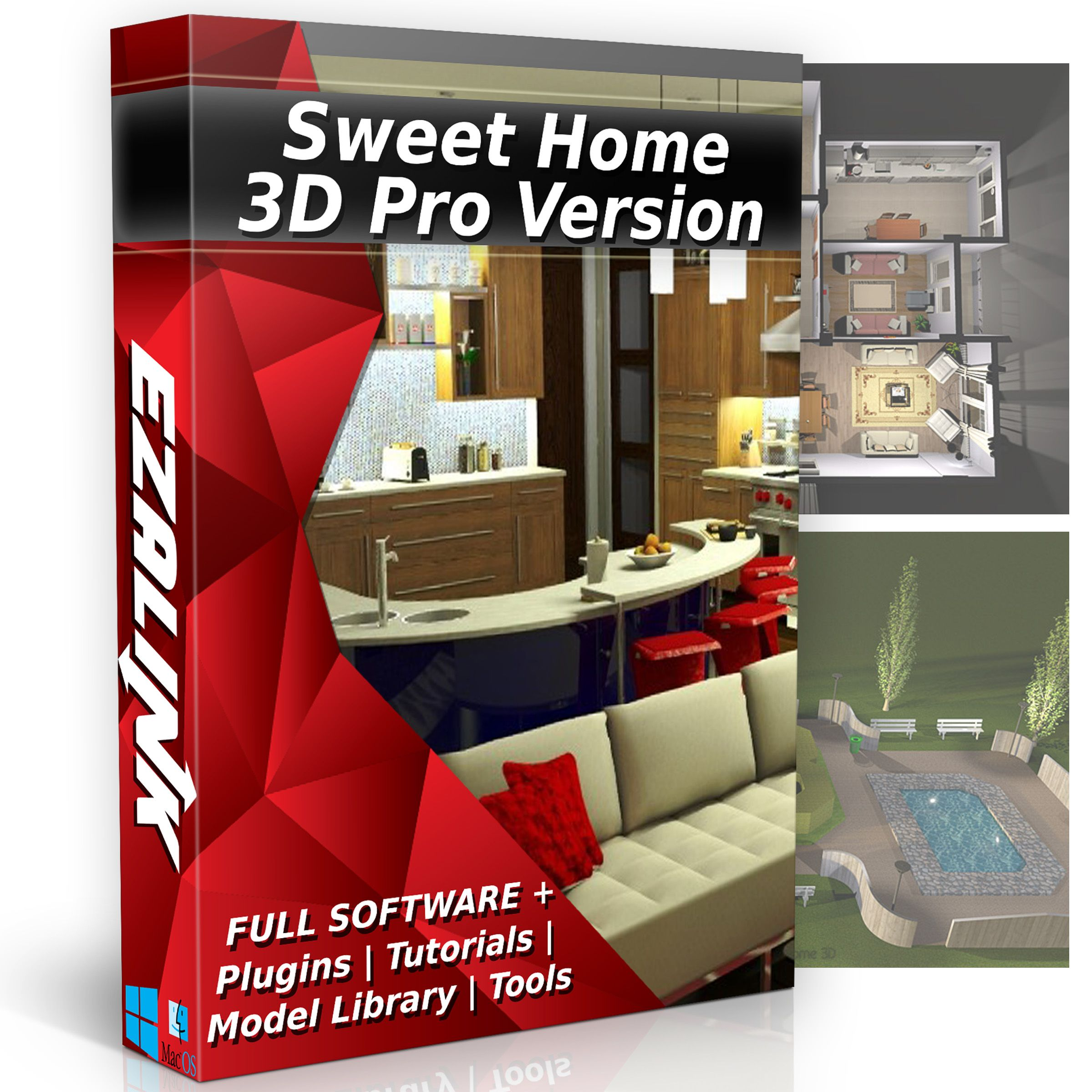 Interior Design Software: Pin By EzaLink On Best Affordable Amazon Software