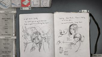 Sean S Sketchbook Life Is Strange Wiki Fandom In 2020 Sketch Book Life Is Strange Strange