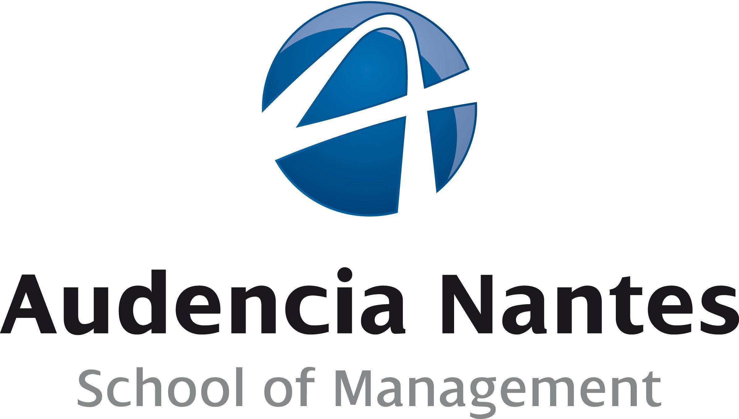 Logo Audencia Nantes, School of Management Audencia