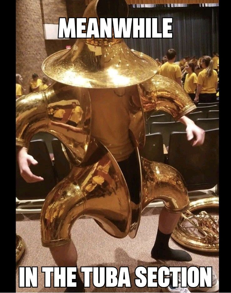Pin By Wild Mangle On Marching Band Memes Funny Band Memes Crazy Funny Memes Really Funny Memes