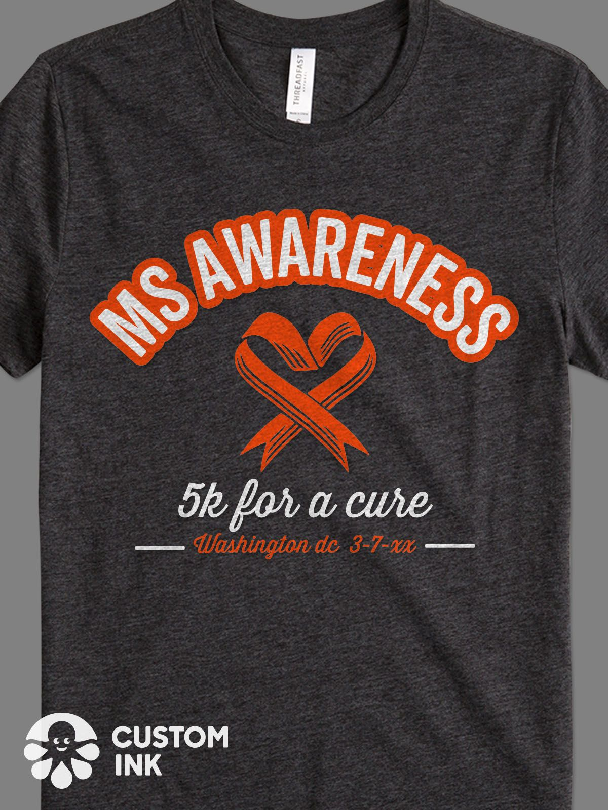 This Design Is Perfect For Your Custom Multiple Sclerosis Ms