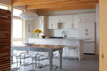 Clear Kitchen Chairs White Cabinet Photojames Yochum  Modern Impressive Contemporary Kitchen Chairs Design Inspiration