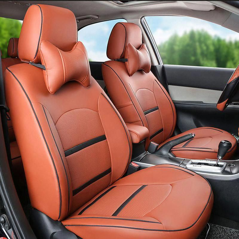 PU Leather Seat Cover For Volkswagen Vw Sharan Car Seat
