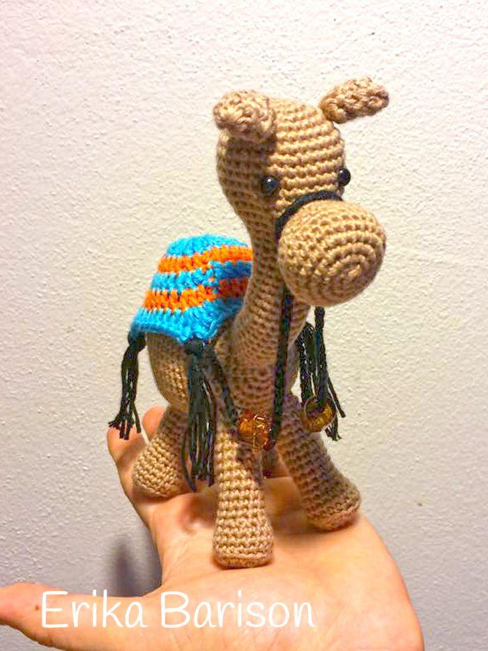 Camel (Free - Italian - Use translation) | Crochet *Amigurumi ...