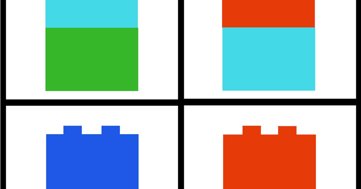 Tarjetas para construir patrones con LEGO DUPLO.pdf