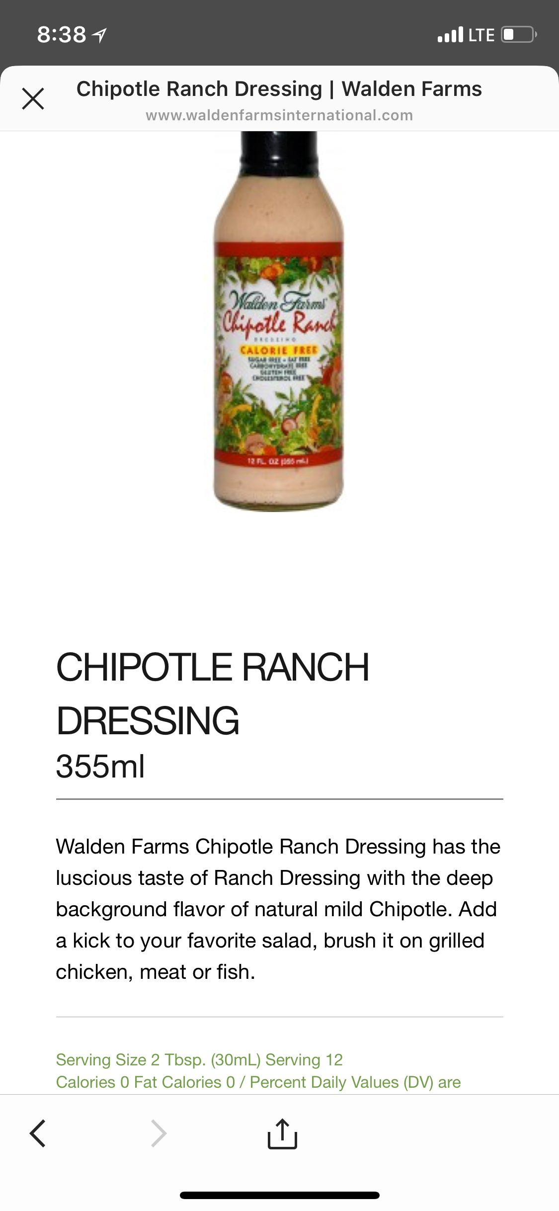 Pin by Kristen Wicks on Keto Chipotle ranch dressing
