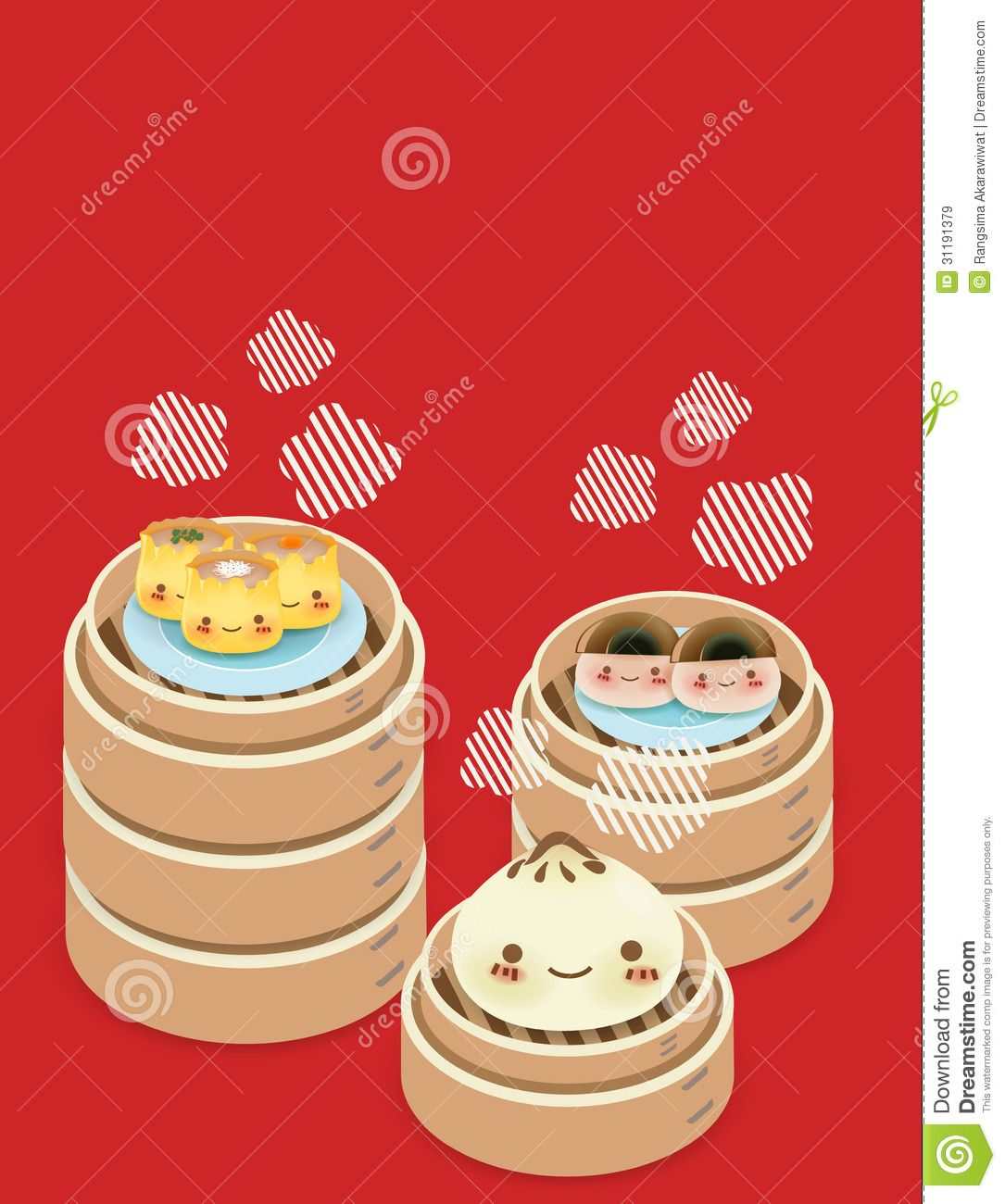 cute dim sum royalty free stock images image 31191379 dim sum cute food drawings chinese food cute dim sum royalty free stock images