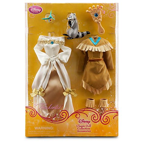 Puppen & Zubehör Cinderella Classic Doll Collection Accessory Set  6Pc.