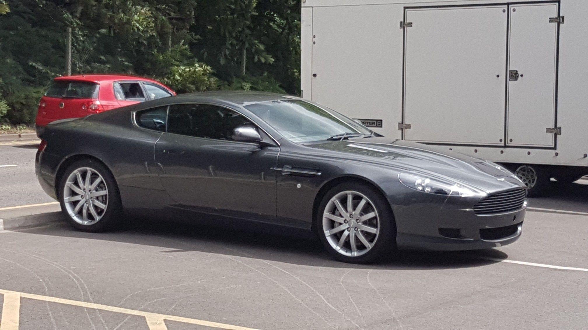 Aston Martin DB8 #AstonMartinclassiccars | Aston Martin ... | aston martin db9 vintage