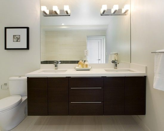Bathroom Vanities Design Ideas Beauteous Floating Bath Vanity Design Pictures Remodel Decor And Ideas Inspiration Design