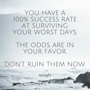 The Best Motivation Quote For Bad Days You Have A 100 Success Rate