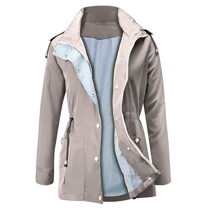 Columbia Damen Regenjacke Silver Ridge II Rain Jacket