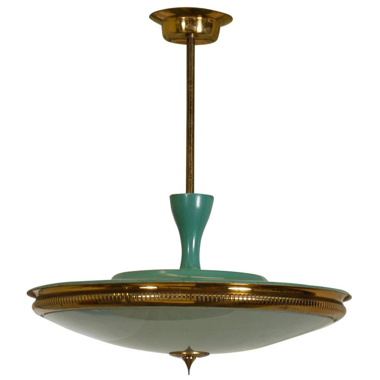 An Elegant Italian Light Fixture Modern Style Furniture Light