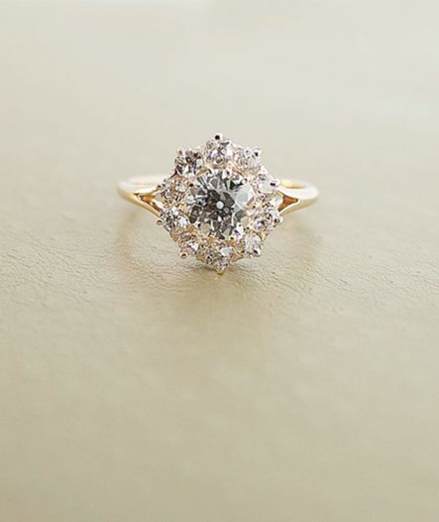 Used Diamond Ring For Sale Edmonton Antique Engagement Rings