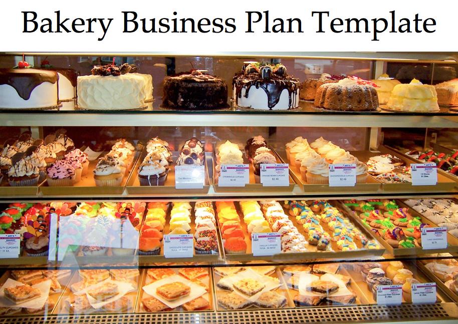 Bakery Business Plan Template Bakery business plan
