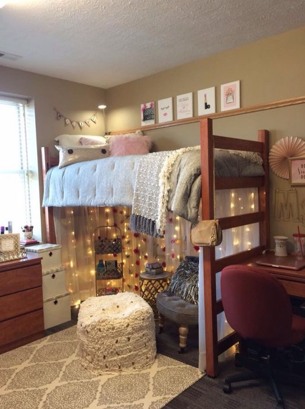 Awesome College Dorm Rooms: Awesome 20+ Cute Dorm Room Decorating Ideas Https