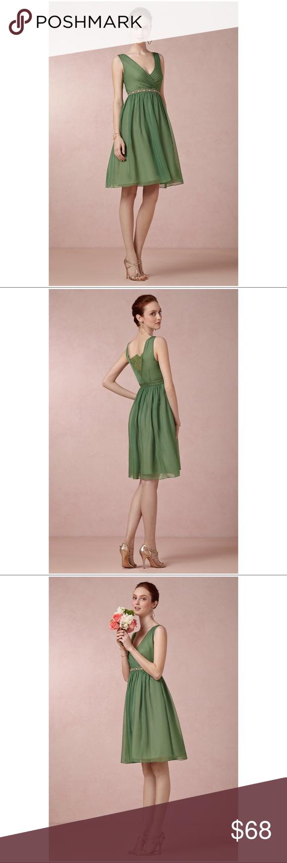 BHLDN Hitherto Rosalie Dress size 12 $200