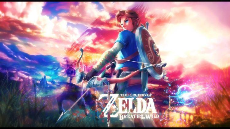 Fonds D Ecran Jeux Video Fonds D Ecran The Legend Of Zelda Wii U The Legend Of Zelda Breath Of The Wild Par Mp La Legende De Zelda Breath Of The Wild Zelda
