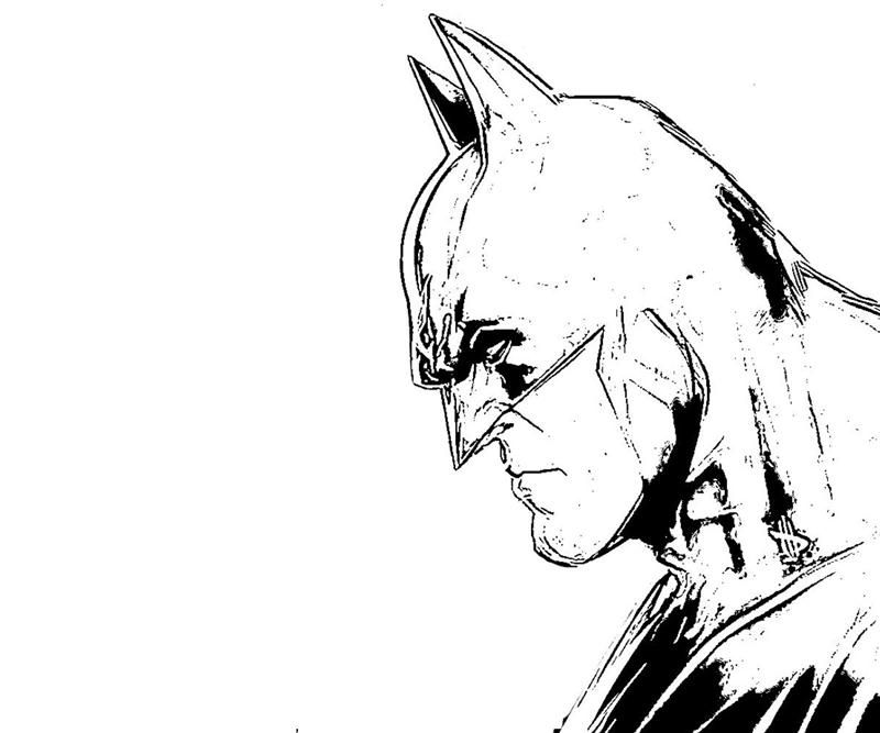Batman coloring pages on Coloring-Book.info   667x800