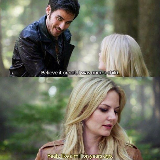 fun ouat things on hold in 2020  once upon a time funny