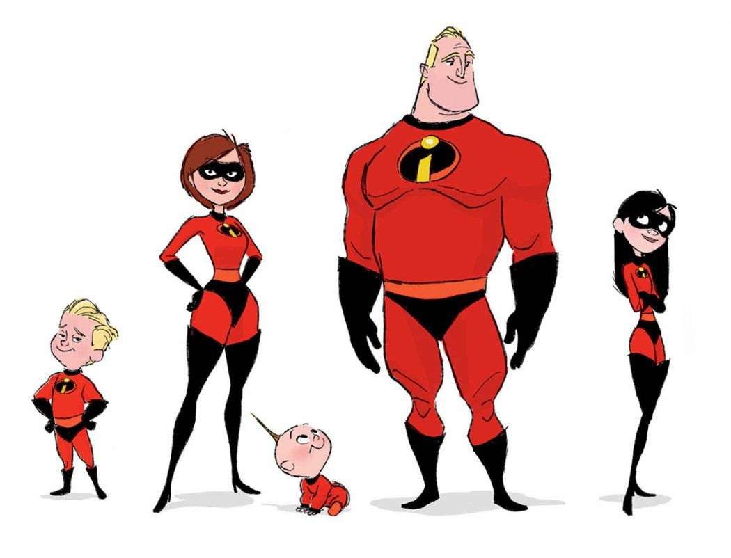 The Art Of Incredibles 2 Concept Art World The Incredibles Disney Concept Art Favorite Cartoon Character