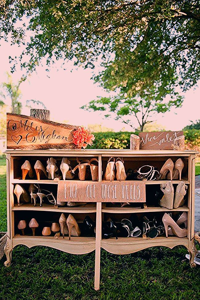 Photo of 40+ DIY Dekoideen für eine traumhafte Garten Hochzeit.