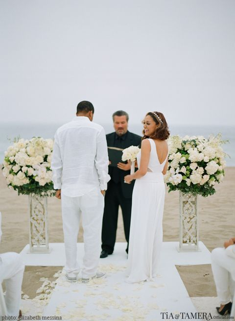 Beach Vow Renewal Ideas Wedding Vowrenewal