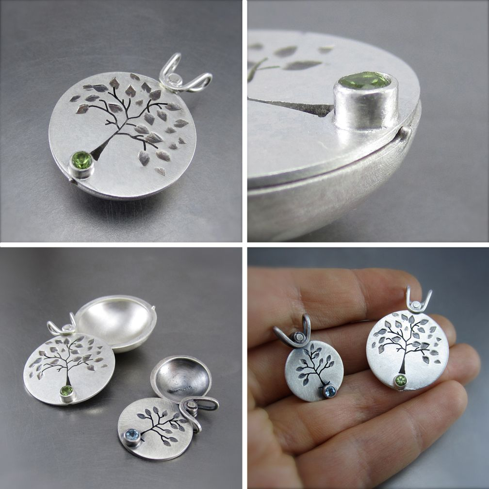 tree extra limetreedesign locket large design product original by lockets lime necklace handmade vintage silver