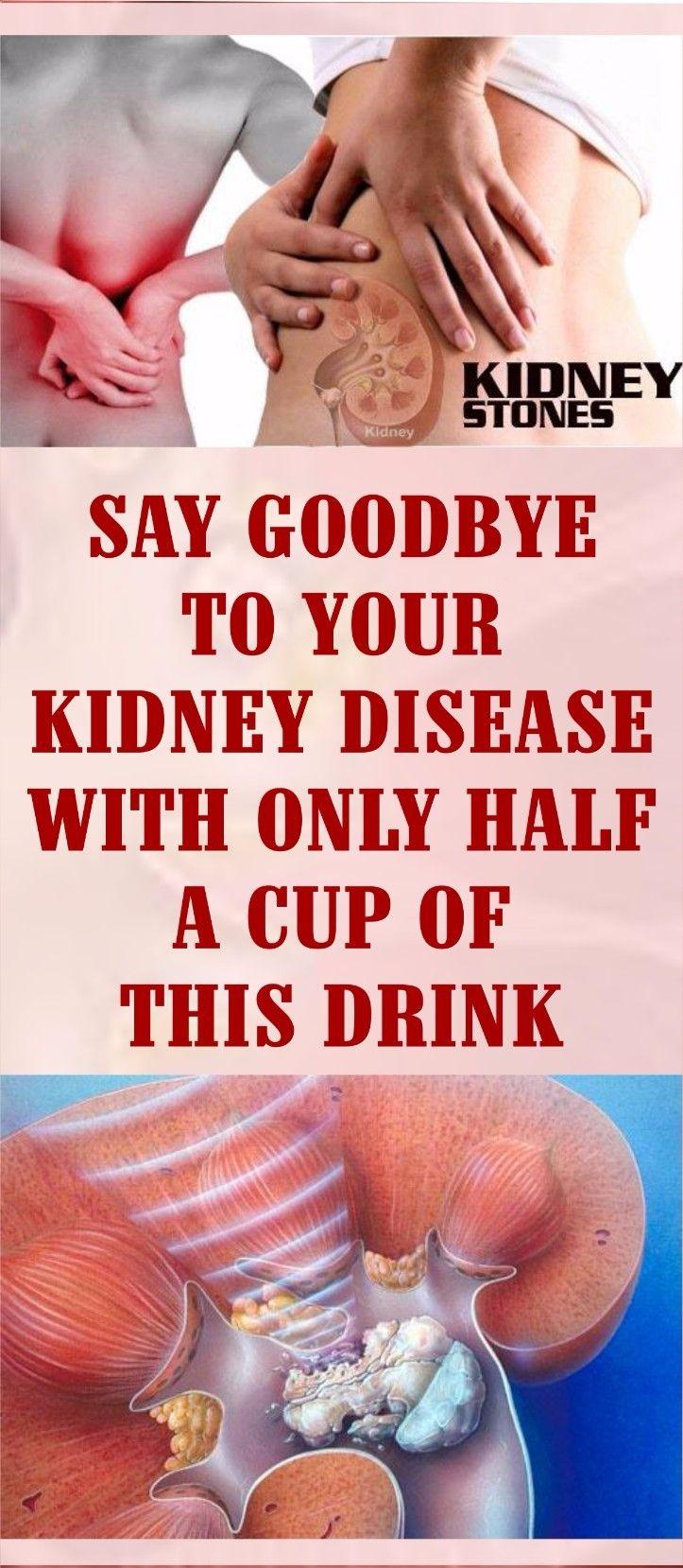 kidney disease drink umblr only rid know help