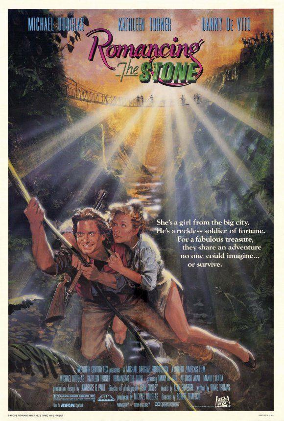 Romancing the Stone (1984) - Tudo por uma Esmeralda
