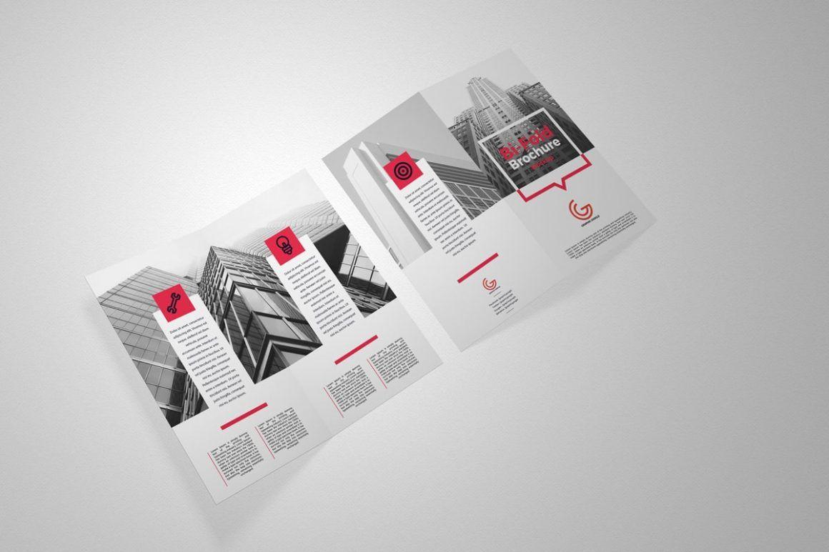 Free Executive Bi Fold Brochure Mockup Psd Brochure Mockup Psd Bi Fold Brochure Mockup Free Psd