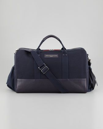 a464c48db8b Les Essentiels Dulles La Day By Father s Men s Gym De Bag For Navy Want  Hgzxvq7