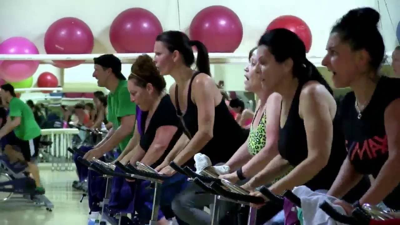 Cathe Friedrich S Rhythm Ride Live Indoor Cycle Workout Cycling Workout Indoor Cycling Workouts Cycling Inspiration