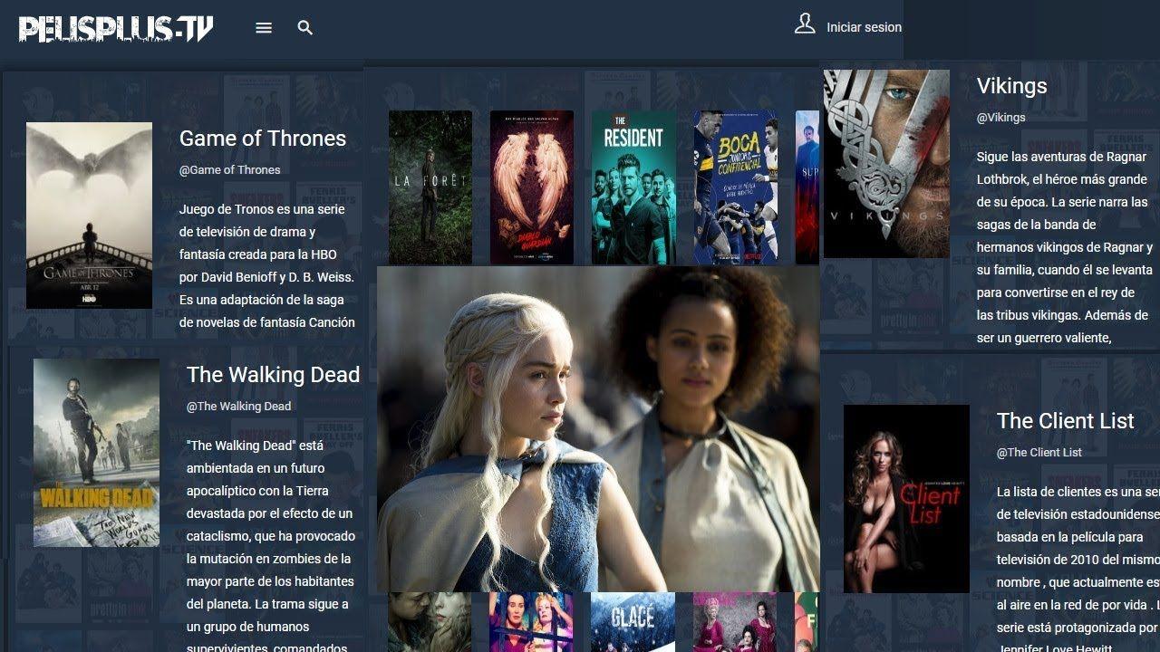 Donde Ver Las Mejores Series The Game Of Thrones The Walking Dead En Juego De Tronos Game Of Thrones Textos